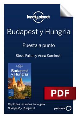 Budapest y Hungría 6. Preparación del viaje